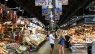 mercats, la Boqueria
