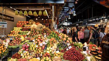 fruita, mercat, boqueria