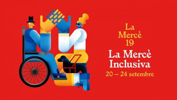 Imatge de les activitats emmarcades en la #MerceInclusiva 2019