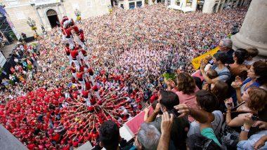 Mercè 2018, Barcelona, festa major