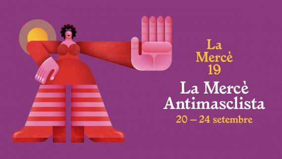 Mercè 2019, Barcelona, festa major