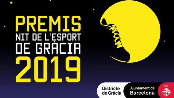 Premis Nit Esport Gràcia 2019