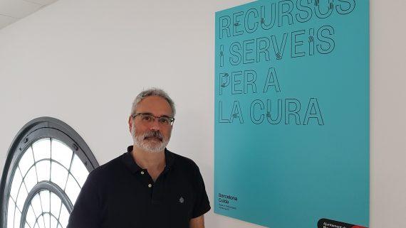 Pedro M Moreno, abogado en Anem per Feina
