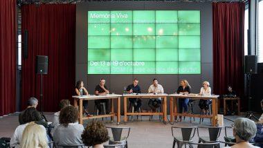 Memòria viva, presentació projecte, cultura