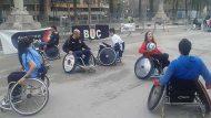 VII Jornada Inclusiva Esport Adaptat a Barcelona