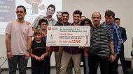 Guanyadors i guanyadores del II Concurs d'idees pel disseny del Dia Internacional de les Persones amb Discapacitat