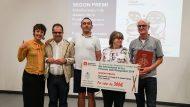 Acte d'entrega dels premis del II Concurs per la imatge del Dia Internacional de les Persones amb Discapacitat