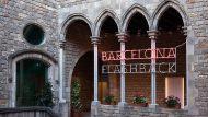 Barcelona Flashback. MUHBA, Museu Història Barcelona, Exposició