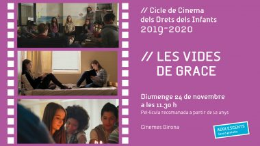 Cicle de Cinema dels Drets dels Infants