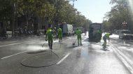 Serveis de neteja, Barcelona, Serveis Urbans