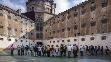 Open House BCN, Barcelona, arquitectura, la Model, presó