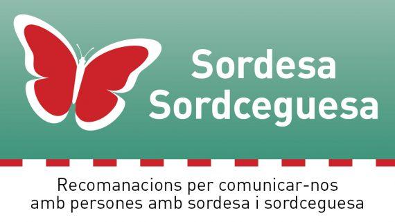 Recomanacions per a comunicar-se amb persones amb sordesa i sordceguesa