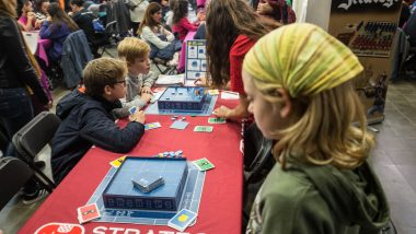 Dau Barcelona, festival del joc