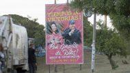 Daniel Ortega i Rosario Murillo cartell