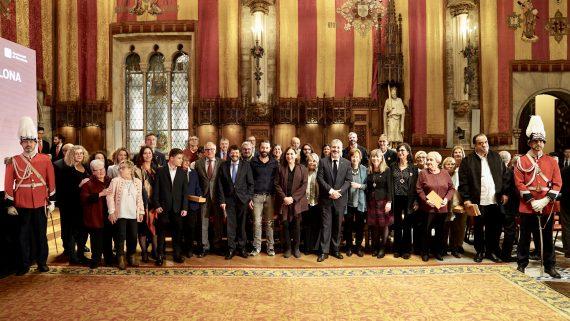Medalles d'Honor de Barcelona