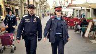 patrulla mixta mossos gub