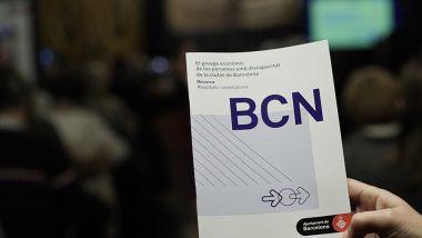 presentació de l'estudi del Greuge econòmic de les persones amb discapacitat a la ciutat de Barcelona
