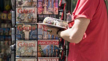 La meitat dels turistes tornen a Barcelona
