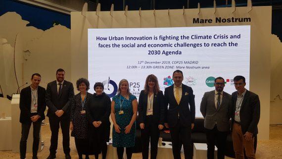 Com la innovació urbana lluita contra la crisi climàtica i afronta els reptes socials i econòmics per assolir l'Agenda 2030. GrowSmarter