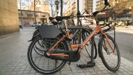 bicicleta ús compartit