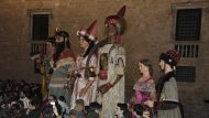 Seguici de les Basíliques de la Barcelona Antiga - Gegants del Pi i de Santa Maria del Mar