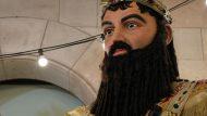 Rei Salomó, gegant de Santa Maria del Mar