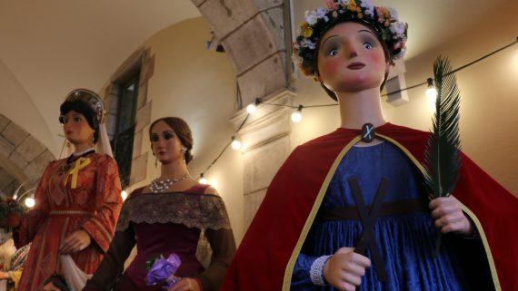 Exposició Laies - Santa Eulàlia