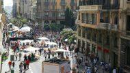 Obrim carrers, Barcelona, pacificació