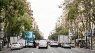 Ciutat 30, Zones 30, Barcelona