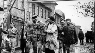 Alliberament camps de concentració nazis