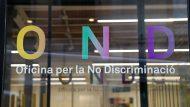 Logo OND, Oficina per la No discriminació