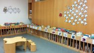 Biblioteca Fort Pienc, àrea infantil