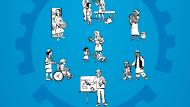 """Informe """"El treball de cures i els treballadors de la cura per a un futur amb treball decent"""" (OIT)"""