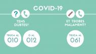 COVID-19, sanitat, salut, coronavirus