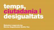 """Dossier del Temps """"Temps, ciutadania i desigualtats"""""""