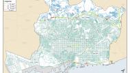 zbe mapa contaminació PM10