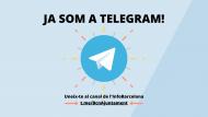 Telegram, Banner, Infobarcelona