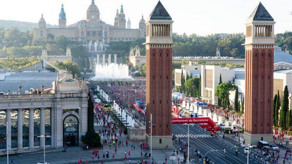 Barcelona 29/09/2019. 41a Cursa de la Mercè.