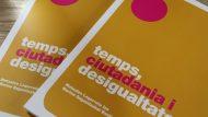 Dossier 'Temps, ciutadania i desigualtats'