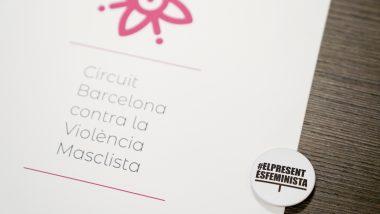 Taula institucional, conveni, violència masclista, feminismes, dones, Barcelona