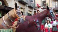 La Mulassa de Barcelona a les Festes de Sant Josep Oriol