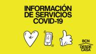Información de servicios Covid-19