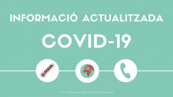 Covid-19, coronavirus, sanitat, salut