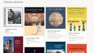 La plaforma ISSUU de Barcelona Llibres per visualitzar publicacions.