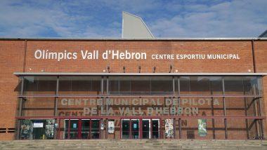 Olímpics Vall d'Hebrón, Coronavirus, adaptació equipaments covid