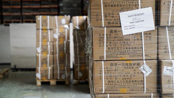 material sanitari Xina
