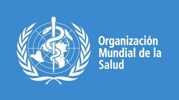 Logo Organización Mundial de la Salud