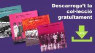 Cobertes de la col·lecció de llibres 'Dones de ...', per descarregar gratuïtament.