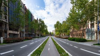 Imatges Barcelona, Covid-19, confinament, Barcelona buida