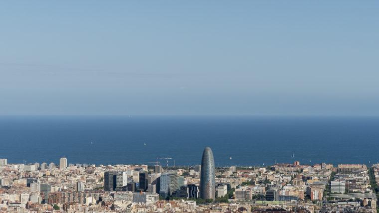 Panoràmica de Barcelona